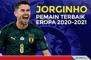 Resmi, Kini Jorginho Pemain Terbaik Eropa Musim 2020-2021