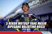 5 Rekor yang Masih Dipegang Valentino Rossi di MotoGP