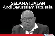 Mantan Manajer Timnas, Andi Darussalam Tabusalla Tutup usia