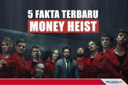 Lima Fakta Terbaru tentang Money Heist Dalam Proses Syutingnya