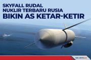 Skyfall Rudal Nuklir Terbaru Rusia, Bikin AS Ketar-ketir