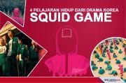 4 Pelajaran Hidup yang bisa Diambil dari Drama Korea Squid Game