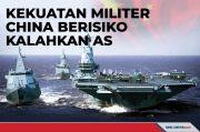 Peringatan Jepang: Kekuatan Militer China Berisiko Kalahkan AS