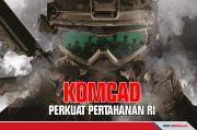 Dukung Kapabilitas TNI, Komcad Perkuat Pertahanan RI