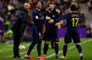 Kontra Zaragoza, Pelati Zidane Bakal Lakukan Rotasi Pemain