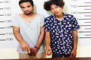 Dua Pemuda Pengangguran Dicokok Satres Narkoba Polres Simalungun