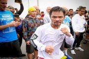 Manny Pacquiao dan Keluarga Terpaksa Jalani Karantina Covid 19