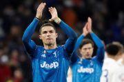 Rehat Panjang Pandemi Corona Untungkan Ronaldo