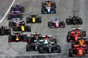 Lomba F1 Bakal Digelar di Eropa Tanpa Penonton