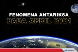Dua Fenomena Antariksa Bakal Terjadi Awal April 2021