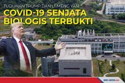 Tuduhan Trump dan Li-Meng Yan COVID-19 Senjata Biologis Terbukti