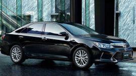 Sekelas Toyota Camry, Ini Sedan Mewah Daihatsu Altis dengan Toyota Safety Sense