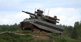 Bedah Robot Tank Uran-9 Rusia yang Bakal Bikin Repot NATO dan AS