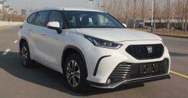 Toyota Crown, Mobil Para Menteri, Akhirnya Jadi Versi SUV