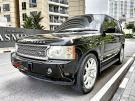 Mobil James Bond Range Rover 4.4 V8 Vogue Dilego Seharga Honda HR-V