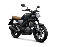 Kuncian yang Tersembunyi di Yamaha XSR 155 Matte Green