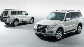 Mitsubishi Pajero Edisi Terakhir Kini Tersisa 800 Unit