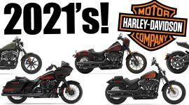 Harley-Davidson 2021 Tiba di Indonesia, Ini Daftar Harganya