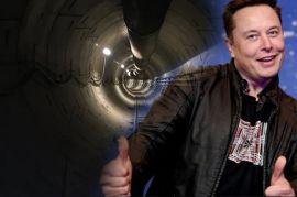 Perusahaan Elon Musk Bangun Transportasi Massal Menembus Perut Bumi