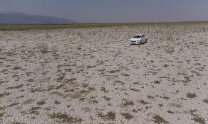 Bumi Bocor! Air Danau Terbesar di Turki Menghilang