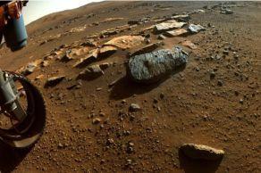 Perseverances Dapatkan Bukti Adanya Kehidupan Purba di Planet Mars