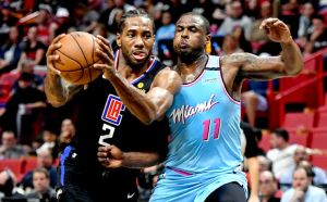 Los Angeles Clippers Coreng Rekor Kandang Miami Heat
