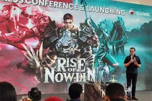 Dunia Games Telkomsel Hadirkan Mobile Game Rise of Nowlin