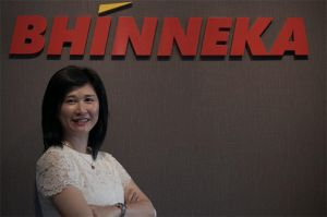 Bhinneka.Com Tunjuk Vensia Tjhin Jadi Chief of Commercial & Omnichannel