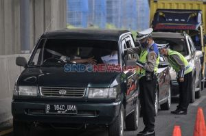 Sebanyak 77.894 Orang Mengakses Surat Izin Keluar Masuk Jakarta Selama PSBB