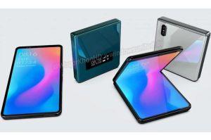 Handphone Layar Lipat Xiaomi Bakal Berbentuk Clamshell?