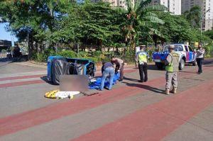 Tewaskan Satu orang, Sopir Bajaj Jadi Tersangka Kasus Kecelakaan Maut