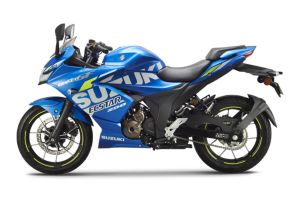 Calon Penantang R25 dan Ninja, Suzuki Bakal Hadirkan Gixxer 250
