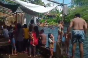 Tak Peduli Corona, Ribuan Warga Pasuruan Tetap Serbu Objek Wisata Lokal