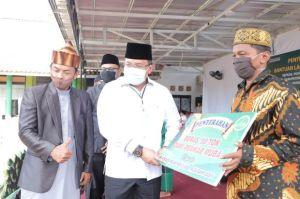 1000 Ustaz-Ustazah di Muba Dapat Bantuan Rp600 Ribu Selama 3 Bulan