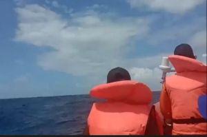Kapal Nelayan Tenggelam di Wakatobi, 2 Selamat dan 5 Hilang