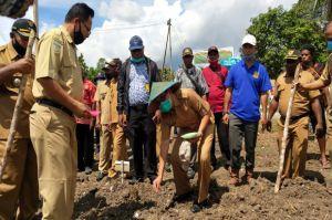 Penyuluh Pertanian Lapangan Wajib Dampingi Petani Dikampung