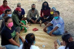 Sabana Sumba dan Lokataru Kawal Pemeriksaan Warga Adat Praing Patawang
