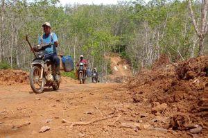 TMMD 108 Tingkatkan Geliat Perekonomian Masyarakat Bengkulu Utara
