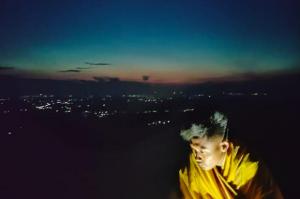Ngehits, Sensasi Wisata Sunrise Menawan di Bukit Gading Rembang