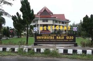 2 Mahasiswa dan 1 Asdos Universitas Haluoleo Terpapar COVID-19