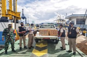 18 Unggas Bernilai Ratusan Juta, Gagal Diselundupkan ke Maluku