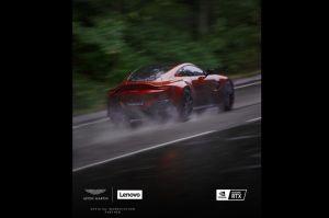 Workstation Lenovo Bantu Tim Aston Martin Hadirkan Desain Legendaris