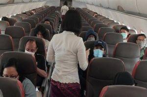 Lolos Terbang ke Jakarta, Penumpang Lion Asal Riau Positif COVID-19