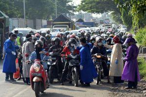 Muncul Klaster Baru, PKM Semarang Diperpanjang Tanpa Batas Waktu