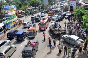 Ini Titik Rawan Kecelakaan Lalu Lintas di Jateng yang Harus Diwaspadai
