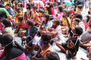 Tertular dari Teman, Bocah 8 Tahun di Riau Positif COVID-19
