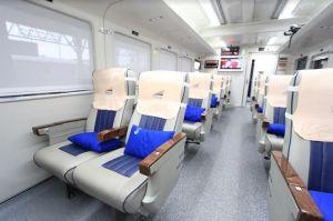 New Normal, Ada Tambahan KA Luxury Rute Semarang-Jakarta