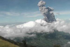 BPPTKG Ungkap Gunung Merapi Mengalami Penggembungan