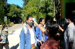 Atambua Zona Hijau, Sekolah Persiapkan Belajar-Mengajar Tatap Muka