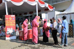 1.287 Peserta UTBK di Surabaya Negatif COVID-19